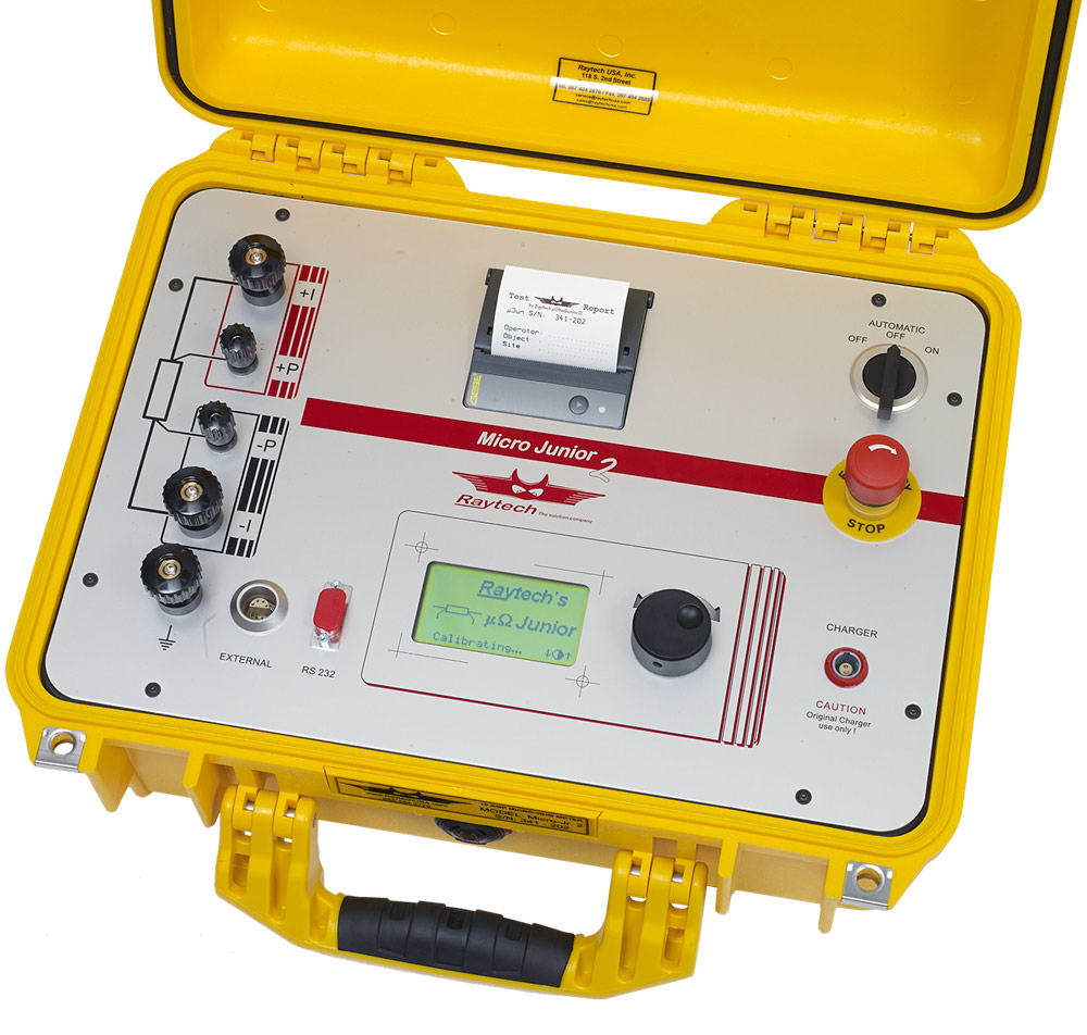 Ohmmeter Good Measurements And A High Low : Micro junior raytechusa