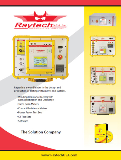 Raytech USA Catalog