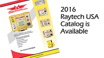 2016 Raytech Catalog Cover